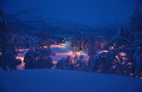 Lysløype Slettedalen