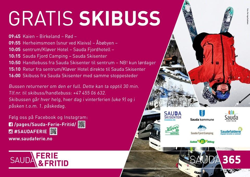 Skibussen 2017